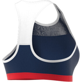 adidas DRST Volley Top Mujer, team navy blue/white/team colleg red